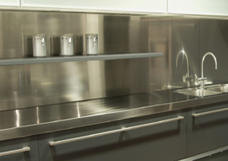 Stainless Steel Countertop Skokie, IL