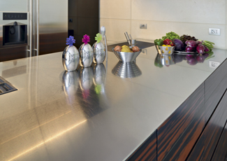 Stainless Steel Kitchen Island Chicagoland